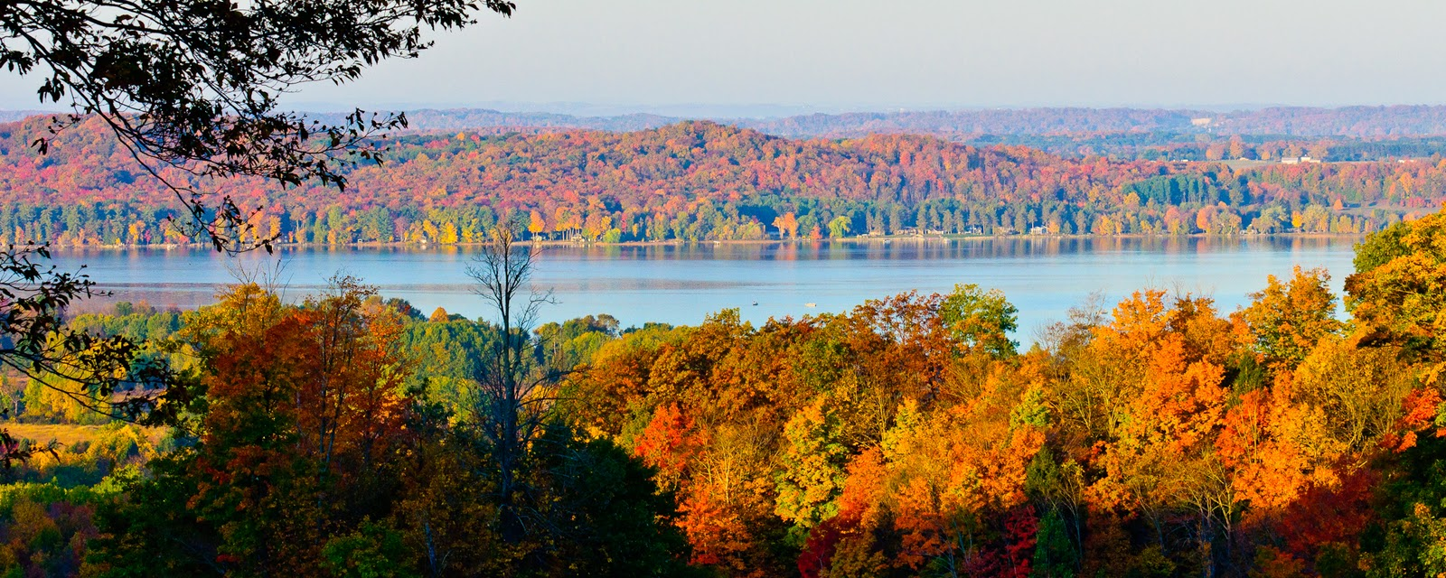 Drive In Reo >> Northern Michigan Fall Color Tours – REO North